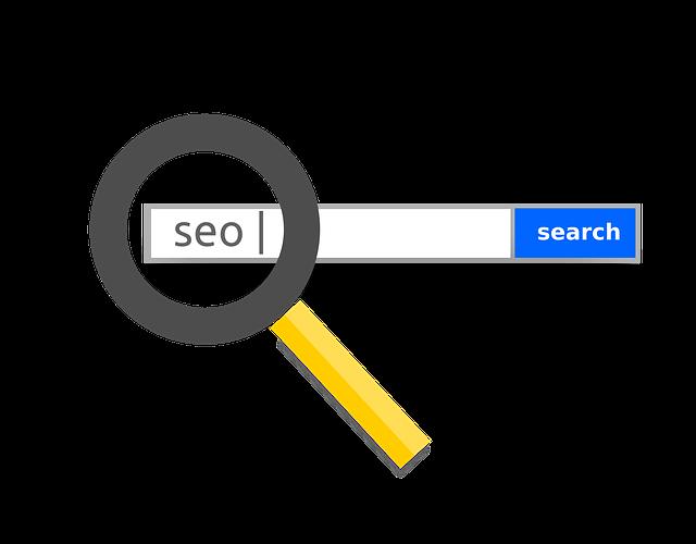 vyhledávač