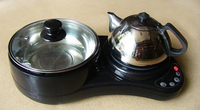 dual indukční vařič