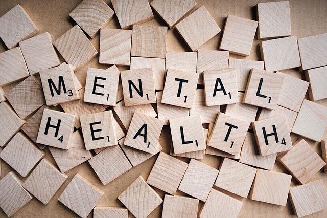 anglicky duševní zdraví