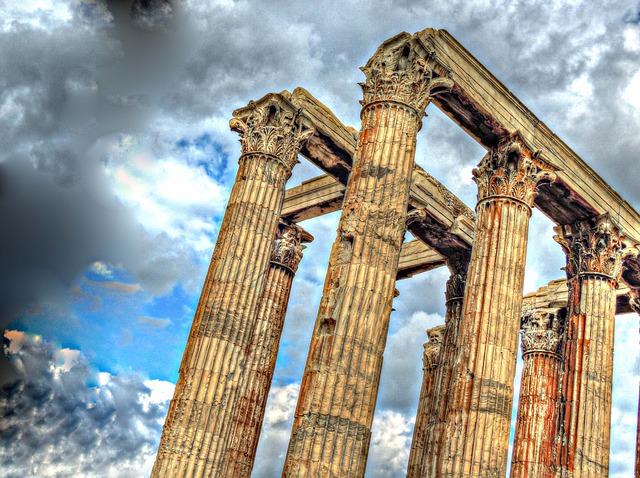 řecko, athény