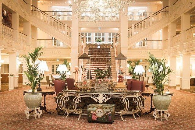Magický hotel